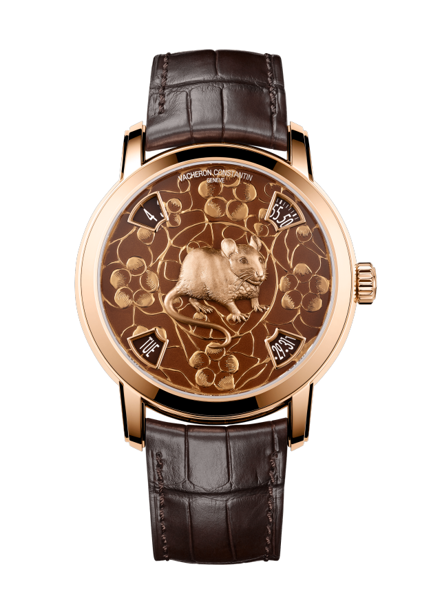 Métiers d'Art The legend of the Chinese zodiac - Year of the rat