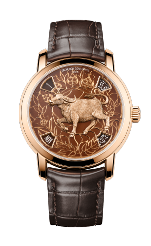 Métiers d'Art The legend of the Chinese zodiac - Year of the ox